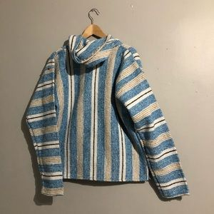 Sweaters - Mexicali Blues Baja Hoodie